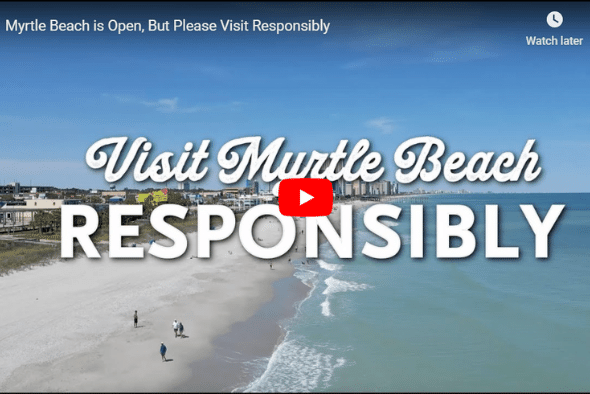 Visit Myrtle Beach Responsibly