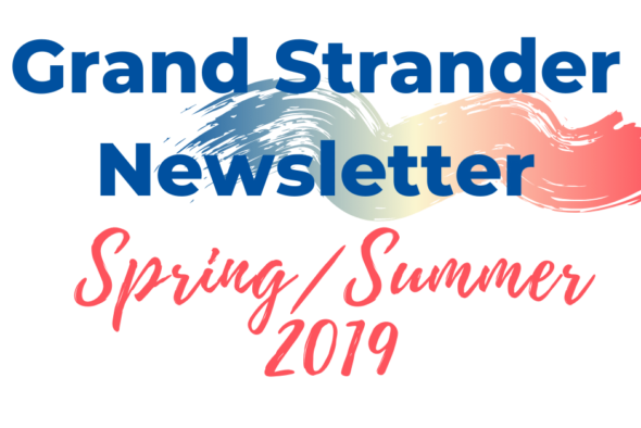 Grand Strander Newsletter