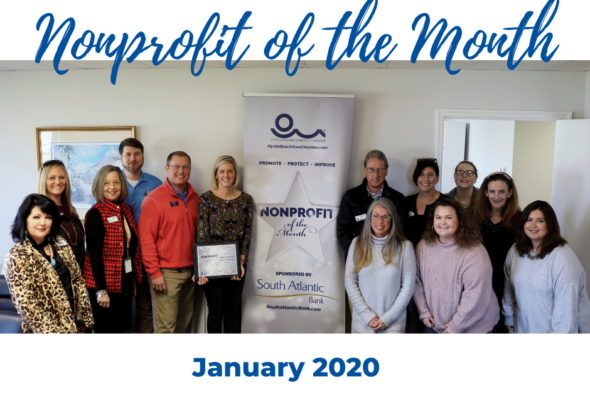 united way nonprofit of the month