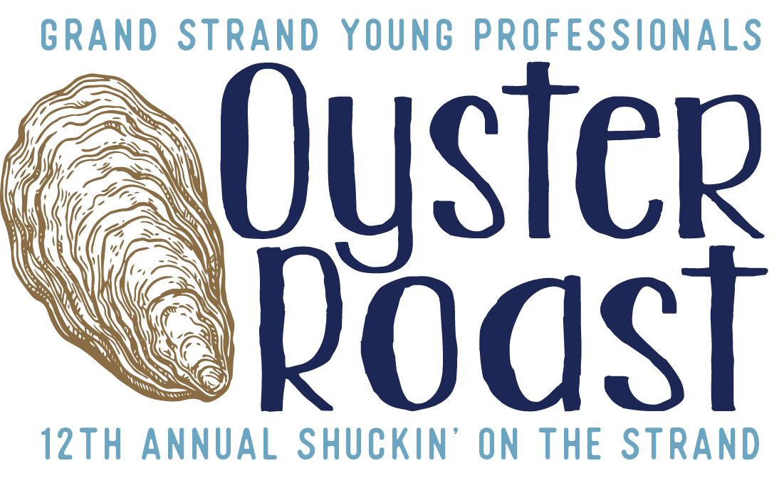 Logo for Grand Strand Young Professionals Oyster Roast