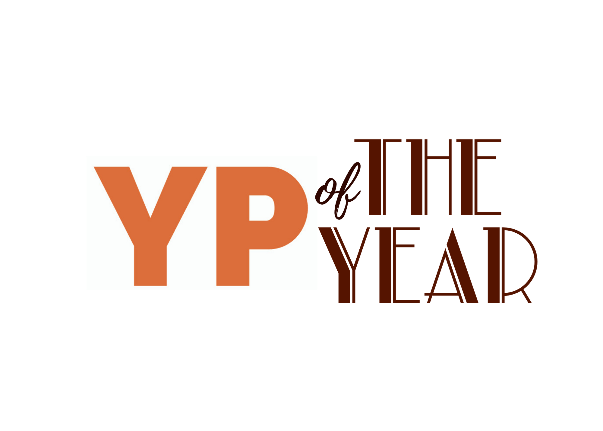 Logo for YP of the Year