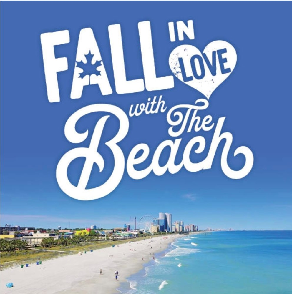 Fall in Love With the Beach