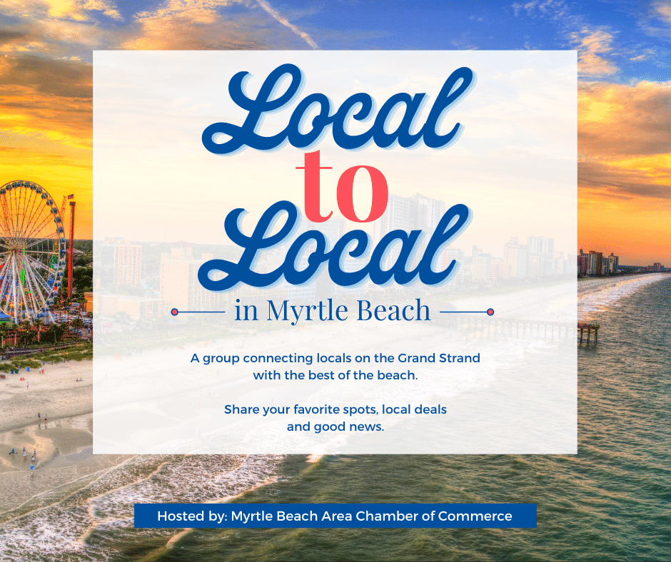 Local to Local in Myrtle Beach
