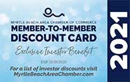 Member-to-Member Discount Card